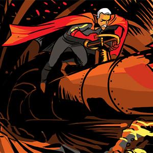 Спикер Госдумы стал героем комиксов