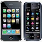 Apple сместил Nokia
