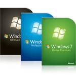 Windows 7 в рознице