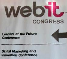 Webit Congress 2012: диджитал маркетинг и инновации
