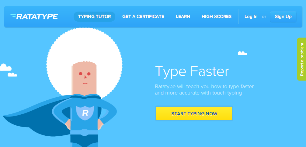 2013-03-05 15_47_06-Ratatype — Best Typing Tutor and Typing Test
