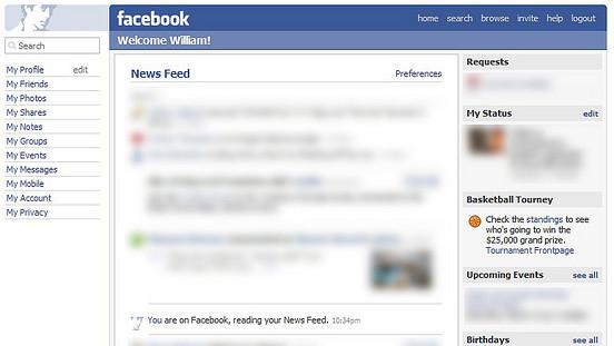 FacebookFeed