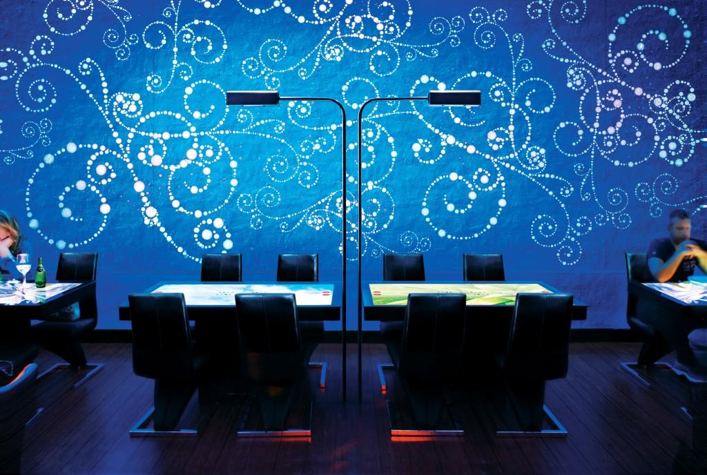 Interactive Restaurant Technology