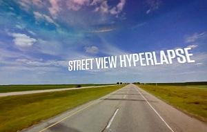 Запущен сервис Hyperlapse, позволяющий создавать видеоролики из панорам Google Street View