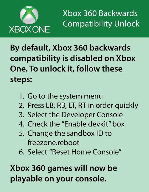 Ложная инструкция по установке обратной совместимости для xBox One привела к массовым поломкам консолей