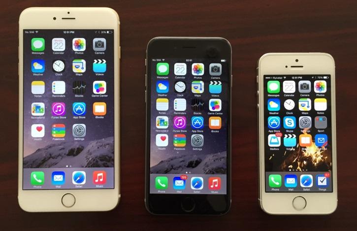 Первые впечатления украинцев от iPhone 6: Чечеткин, Жаданов, Коба и другие