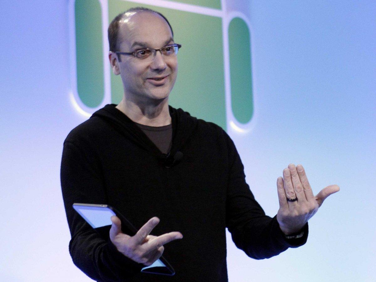 Со-основатель Android Энди Рубин