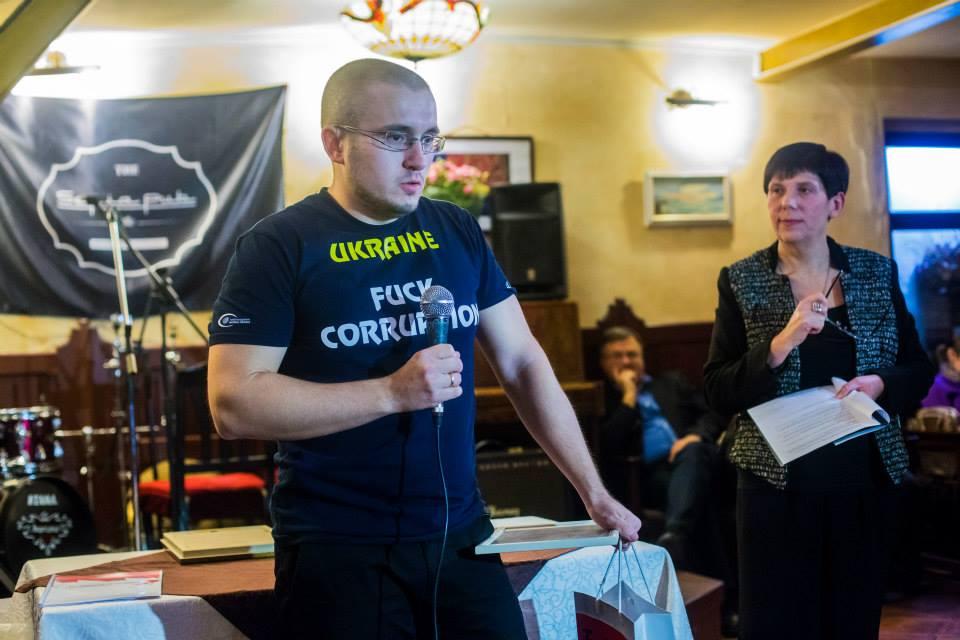Онлайн-краудсорсинг против коррупции: новая инициатива Дениса Бигуса