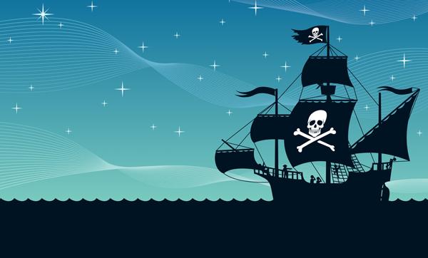 Топ-20 фильмов по количеству пиратских загрузок в 2014 году