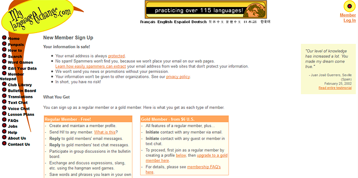 9 бесплатных интернет сервисов для изучения иностранных языков с их носителями