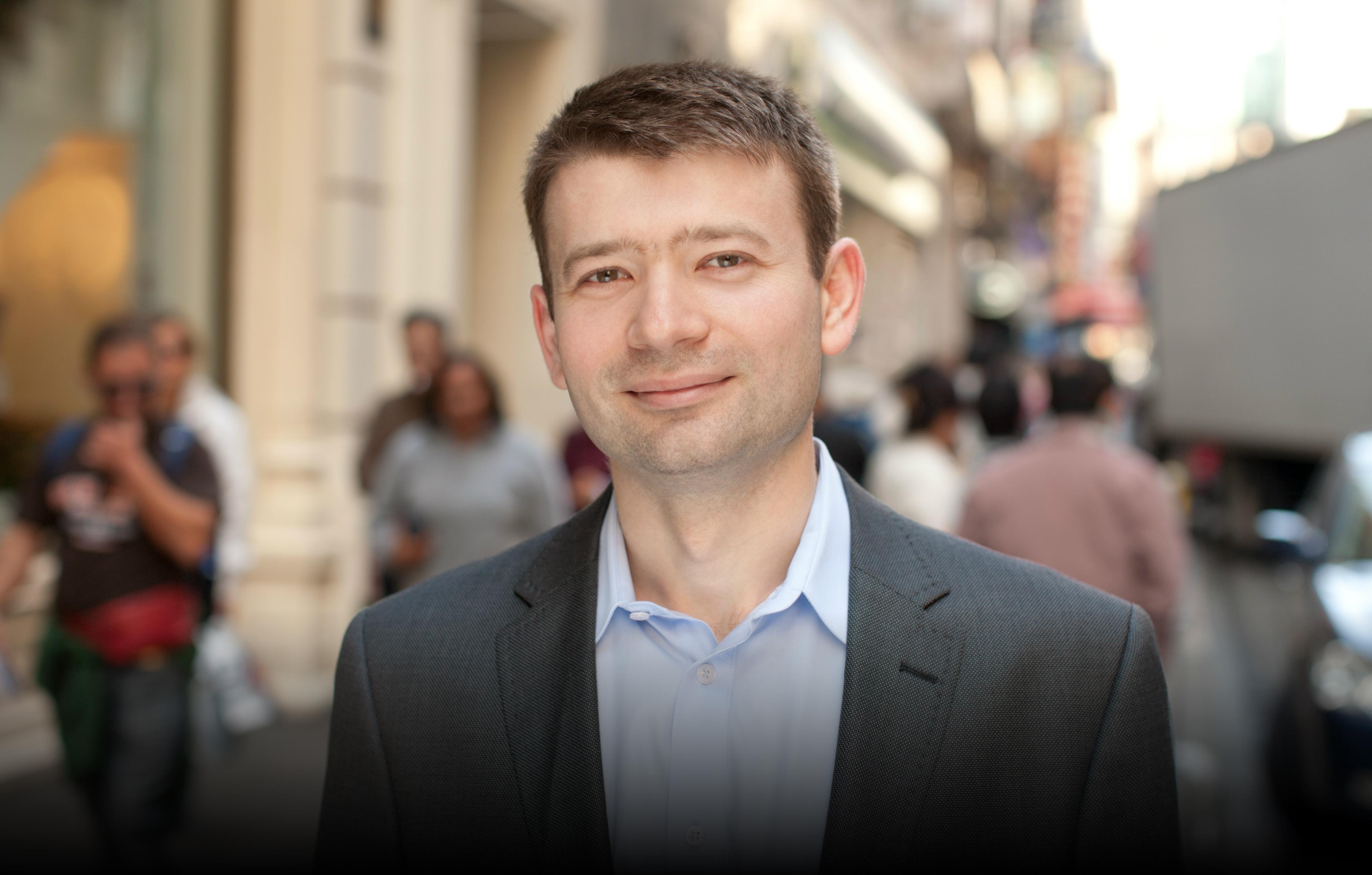 Как уехать из Днепропетровска в Нью-Йорк и основать стартап стоимостью четверть миллиарда: история Андрея Аксельрода