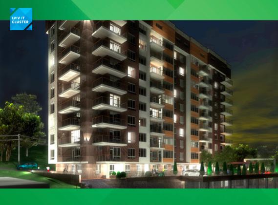 Во Львове построят дом для айтишников — с дешевыми квартирами, серверной и солнечными батареями