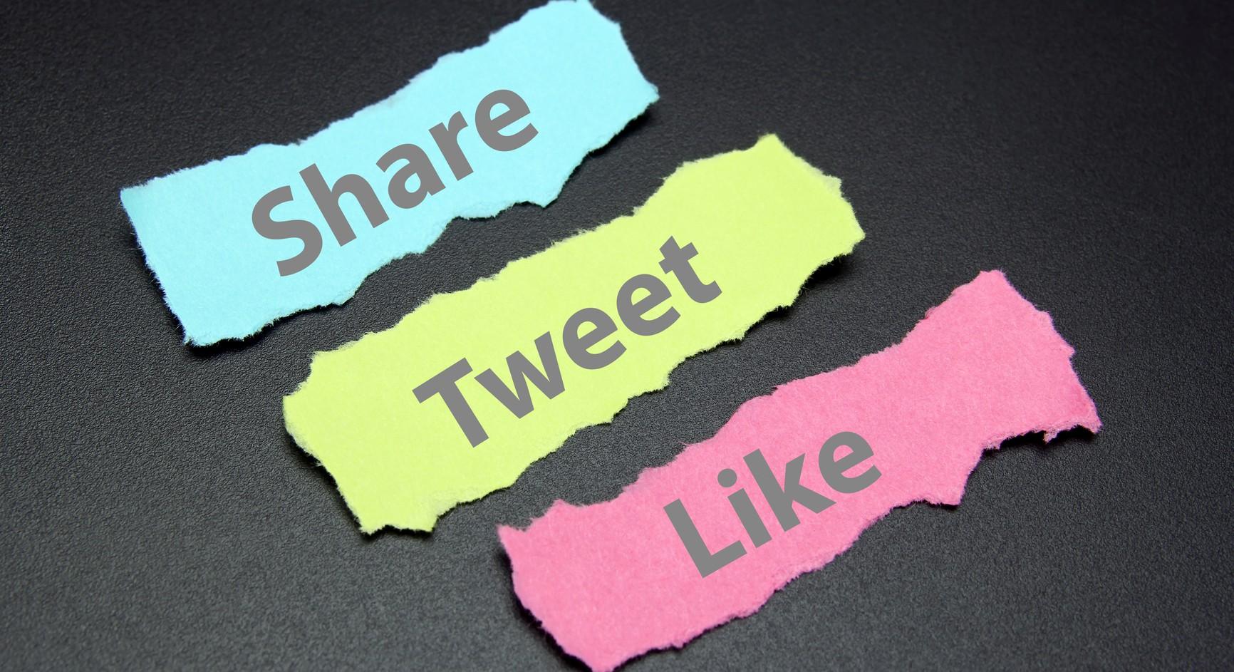 Как активизировать мобильных пользователей c помощью кнопок соцсетей и мессенджеров