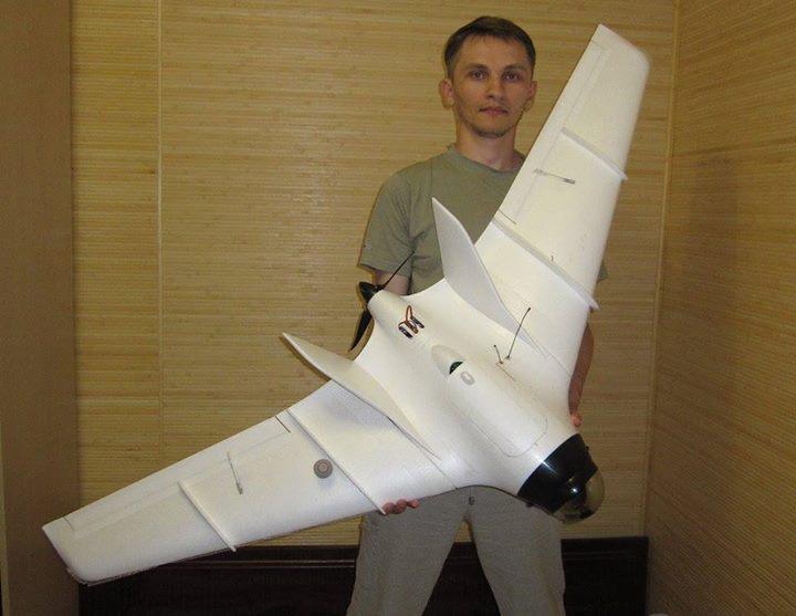 Нацгвардия получила на вооружение новые беспилотники КС-1, - Аваков - Цензор.НЕТ 371