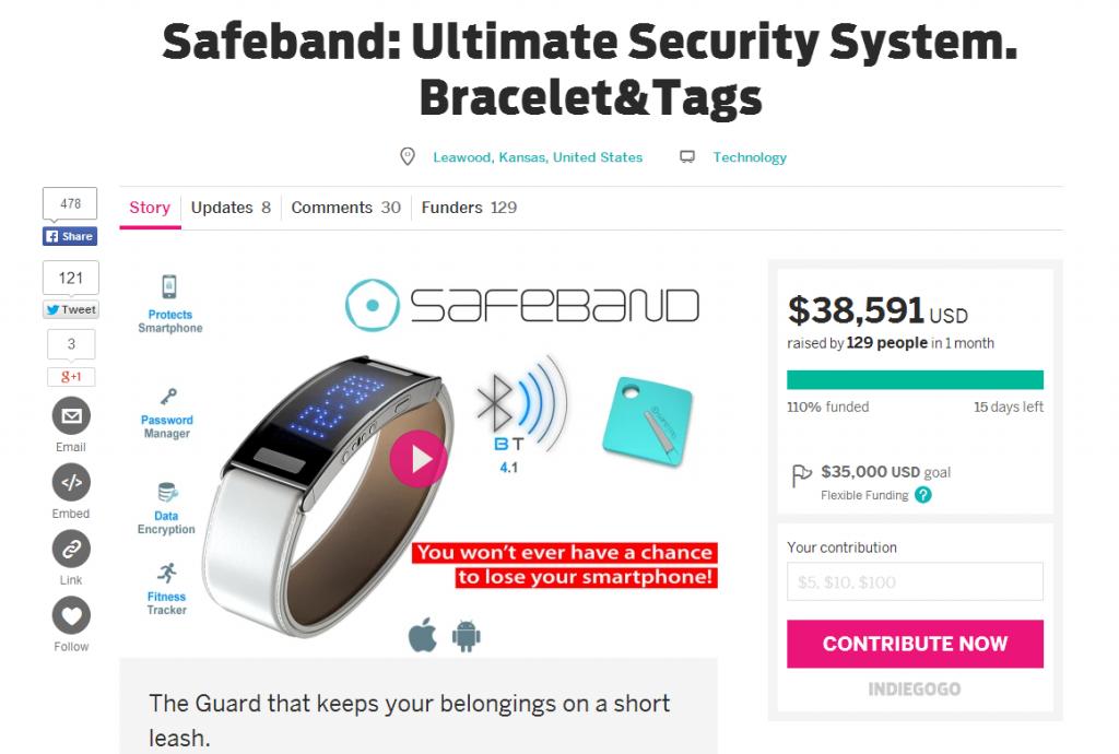 safeband
