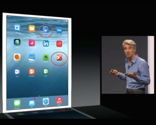 В 2014 году Craig at WWDC! Do you guys see what we see? Scanner Pro and PDF Expert 5.