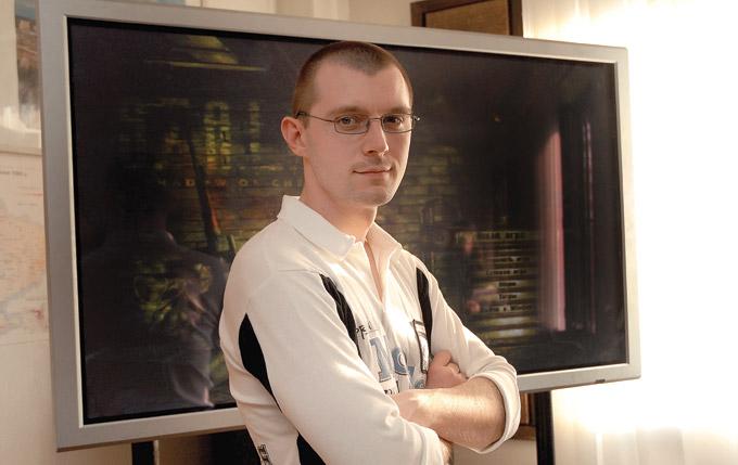 Создатель игр S.T.A.L.K.E.R.