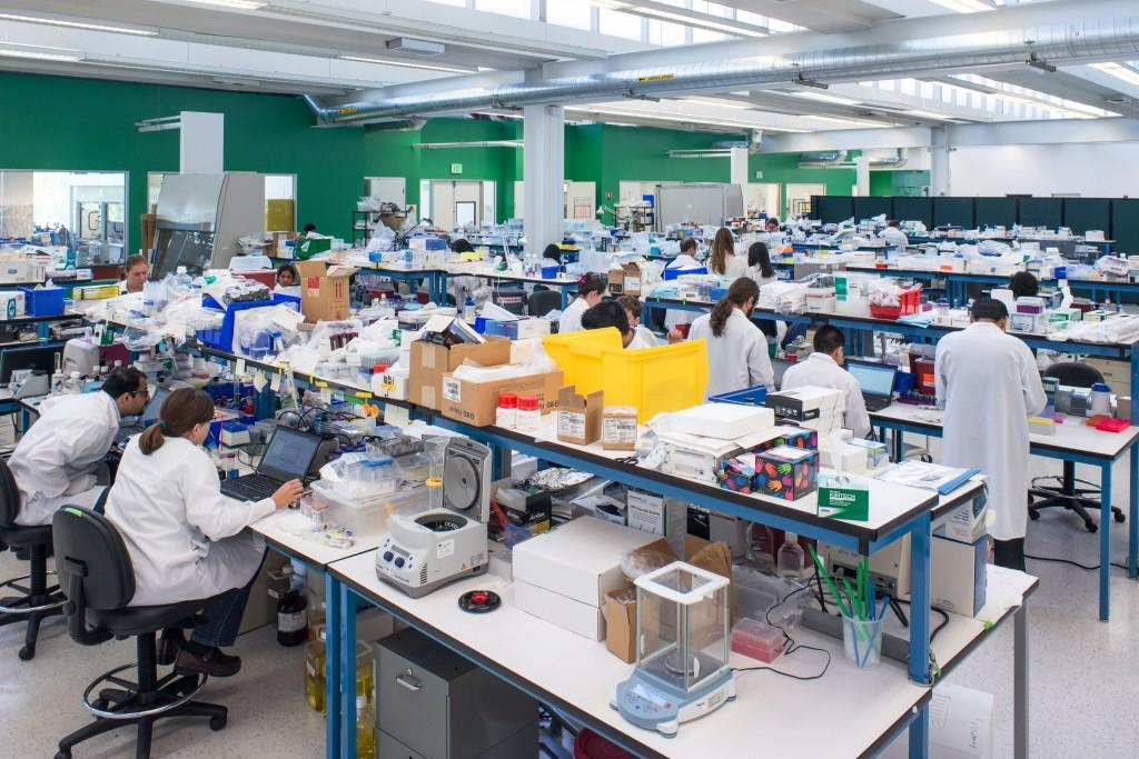 Лаборатория Theranos