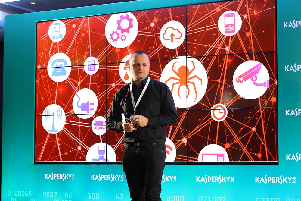 Марко Преусс, главный аналитик Kaspersky Lab
