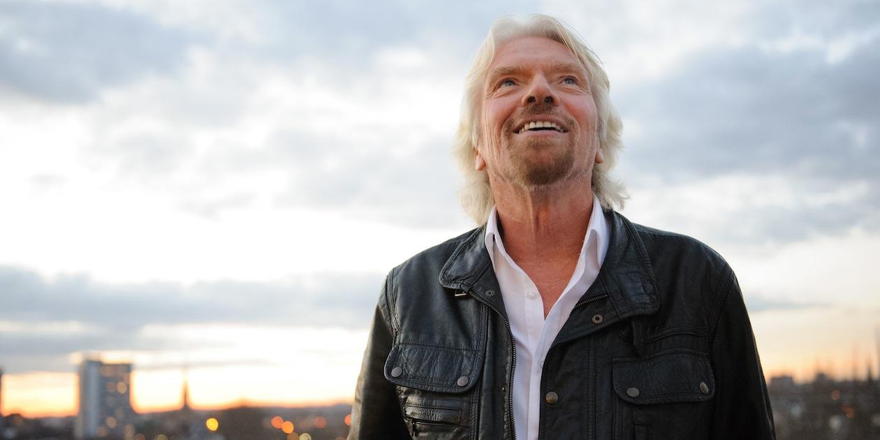Карьеры 33 известных предпринимателей в одной инфографике
