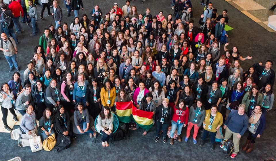 Women Tech Makers at Google IO 2015