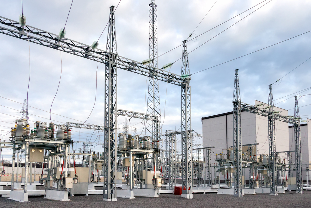Электрические подстанции