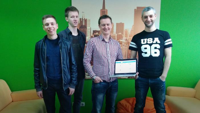 Стартап Алексея Орапа выходит на англоязычные рынки под брендом LeadScanr