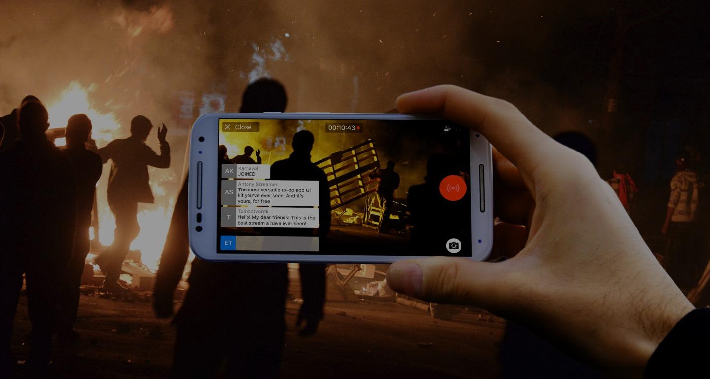 Украинский сервис Mymobstr, позволяющий продавать пользовательские видео телеканалам, привлек $42000 от ангела