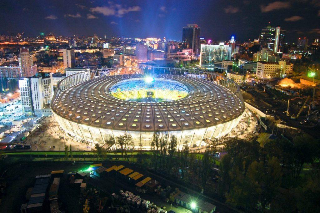 Национальный спортивный комплекс «Олимпийский»