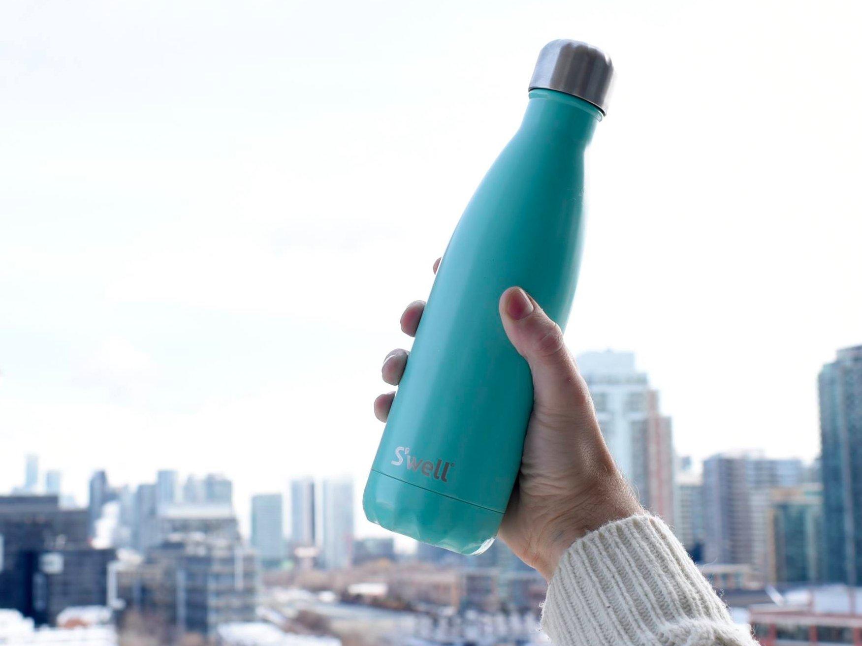 Как предпринимательница создала $50-миллионную компанию по продаже бутылок для воды