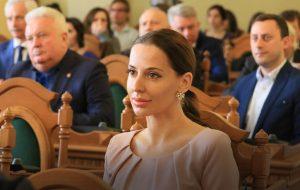 Яника Мерило назначена заместителем городского главы Днепра