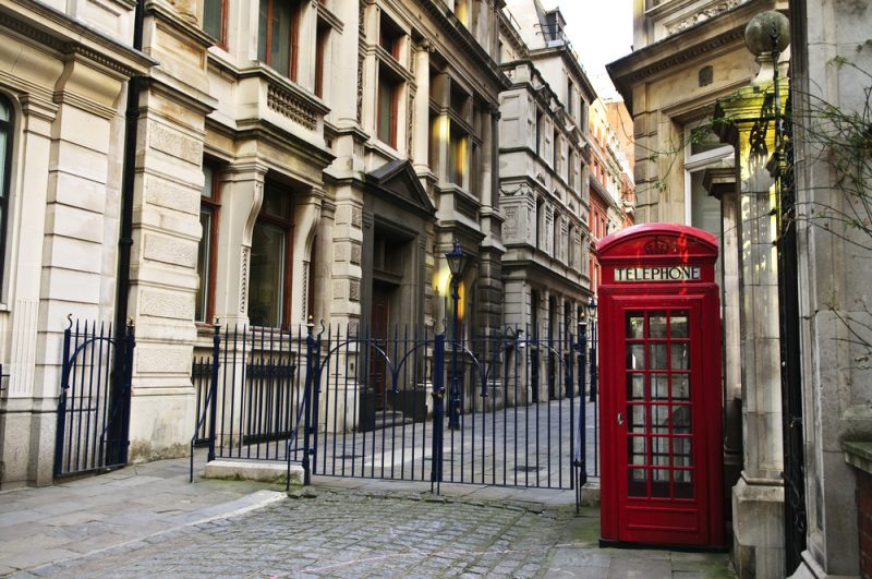 London is the capital of Great Britain and… IT networking city!