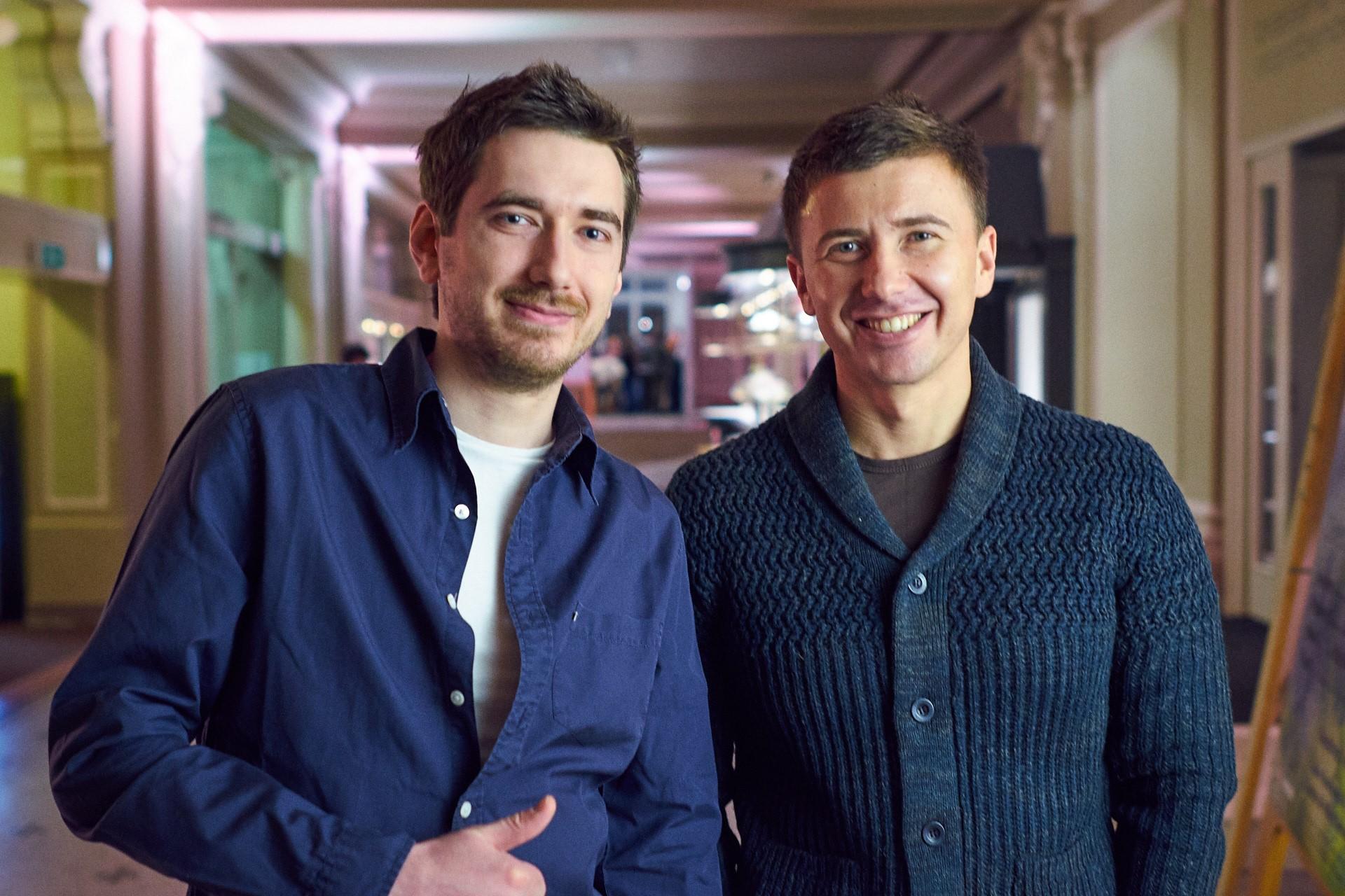 Андрей Буренок и Тарас Полищук, сооснователи TripMyDream