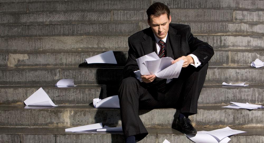 Аналитика рынка труда топ-менеджмента в Украине: работы нет и платят мало