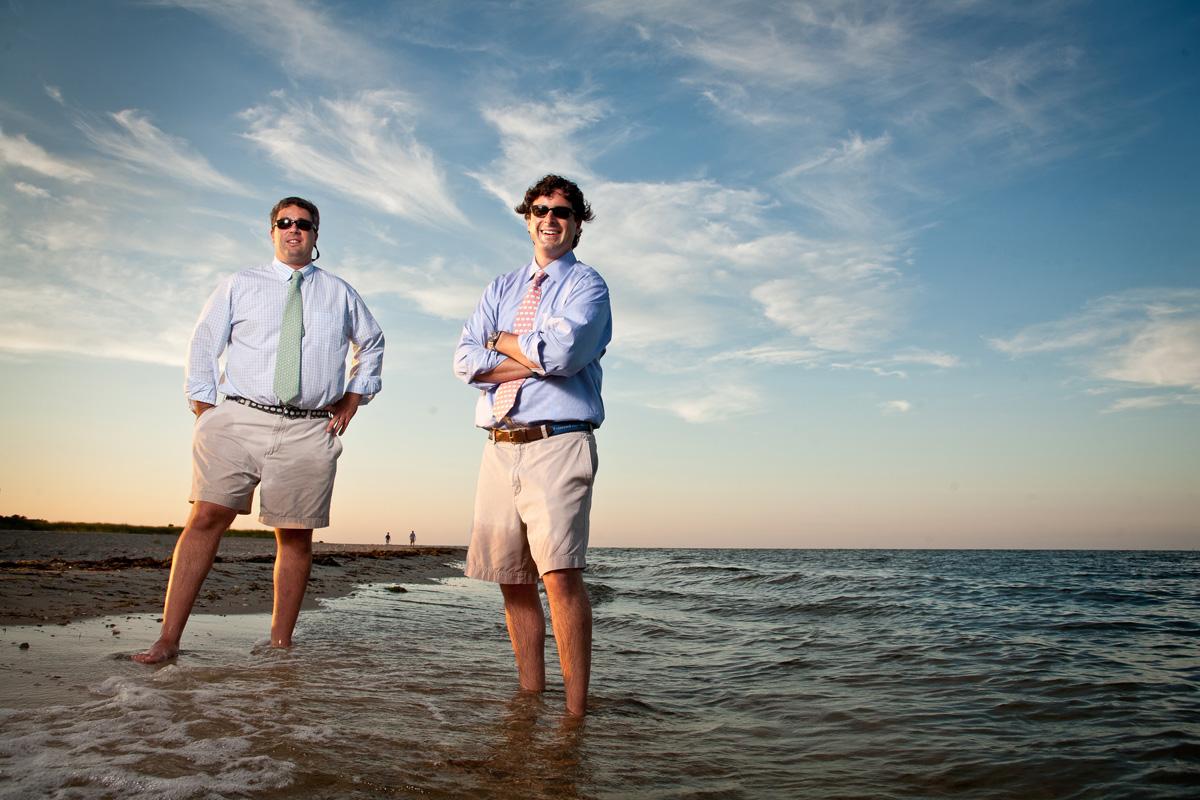 Как братья Мюррей ушли из корпоративного сектора и основали миллиардный бизнес