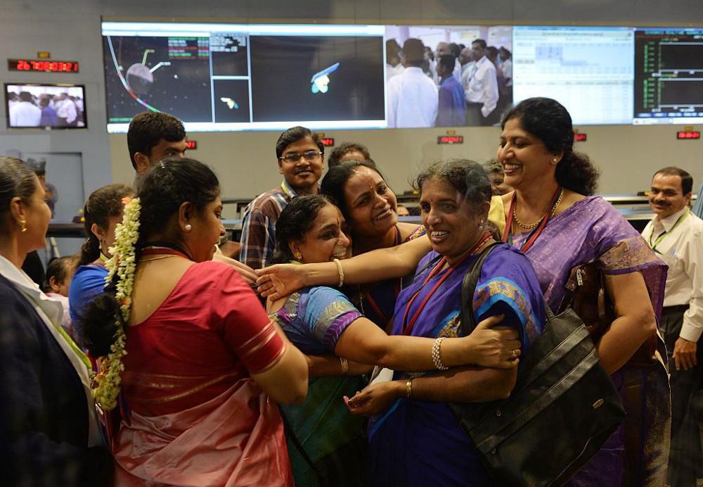 «Мангальян» – первая в истории Индии миссия на Марс, которая стоила меньше, чем фильм «Марсианин»