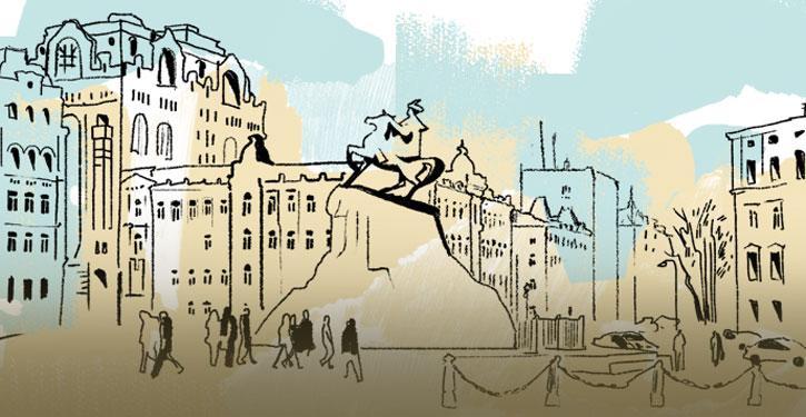 Городской портал The Village вернулся в Киев