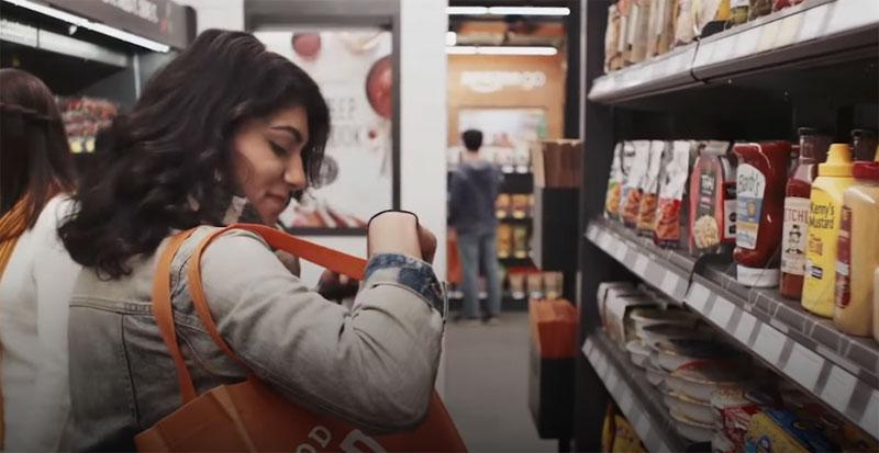 Революционный магазин Amazon без кассиров дает сбой, если туда заходит более 20 человек