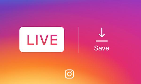 Instagram запустил функцию сохранения прямых трансляций