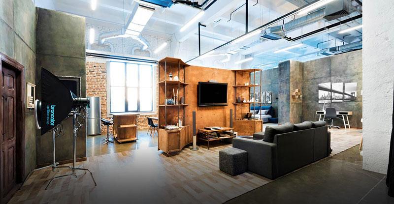 Depositphotos запускает студию-коворкинг для фотографов на 2500 кв. м