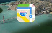 Apple Maps стали показывать пробки на дорогах Украины