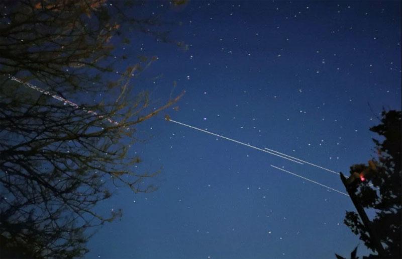 Спутники Илона Маска-1