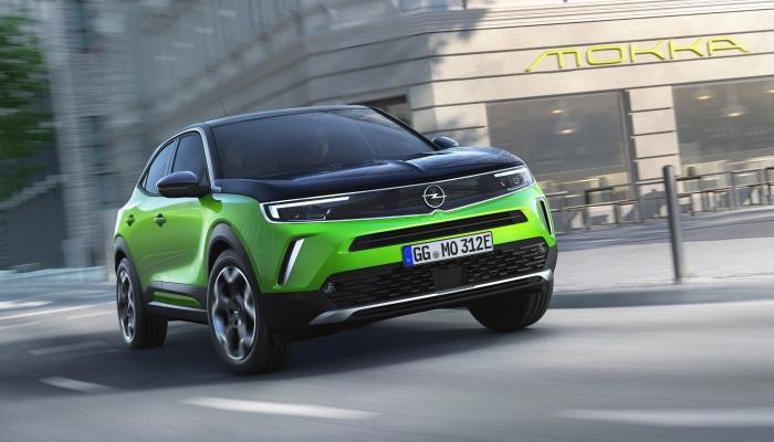 Представлен новый кроссовер Opel Mokka
