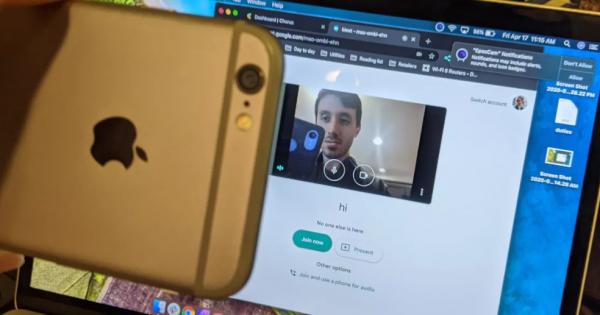Как использовать телефон в качестве веб-камеры — инструкция